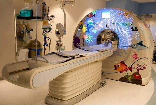 Atmosphere Pediatric Radiology